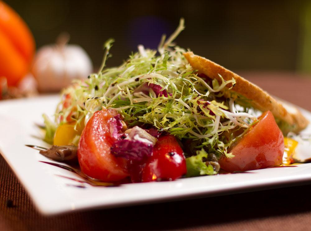 Осінній салат