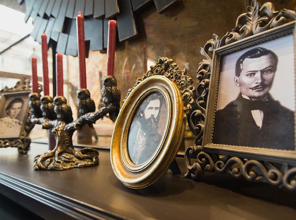 Ресторан «Фамілія», інтер'єр закладу фото 14