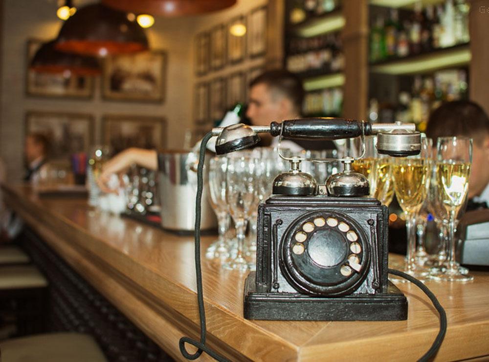 Ресторан «Фамілія», інтер'єр закладу фото 10