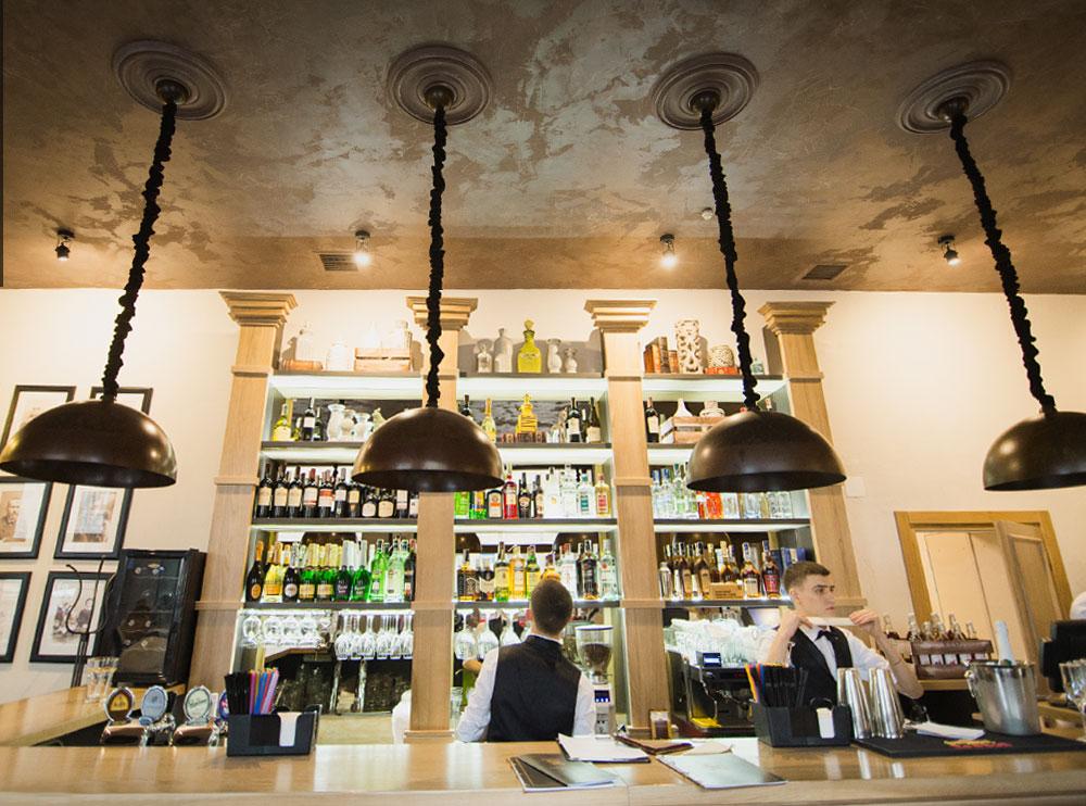 Ресторан «Фамілія», інтер'єр закладу фото 2