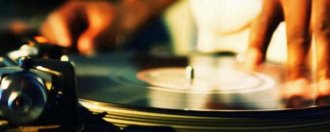DJ-супровід вечірнього відпочинку